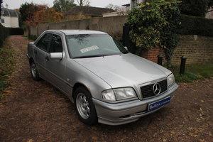 1998 Mercedes Benz C250 TD Classic Automatic SOLD