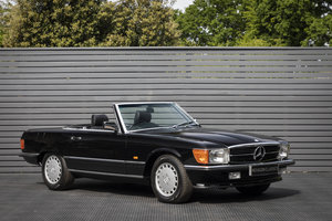 Picture of 1988 Mercedes 500SL R107 ONLY 4700 MILES UK SUPPLIED For Sale