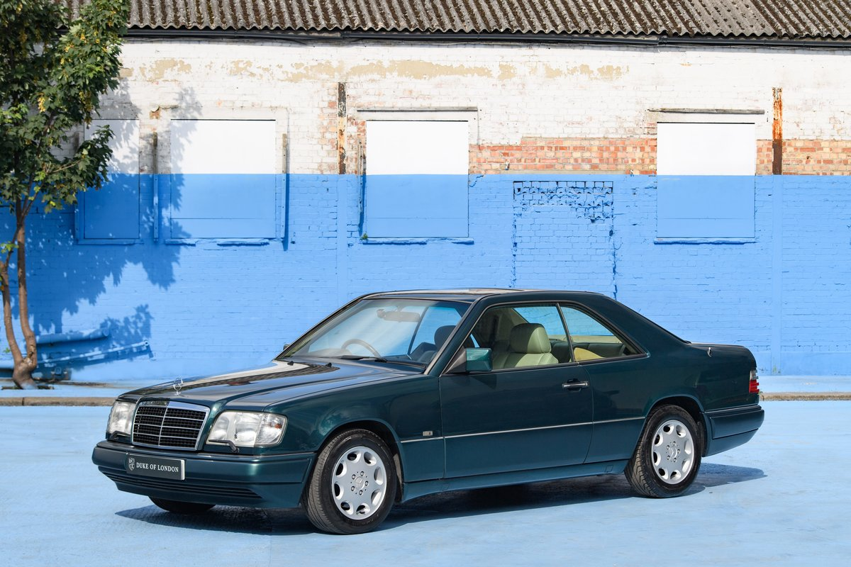 1995 1994 Mercedes-Benz W124 E320 For Sale (picture 1 of 11)
