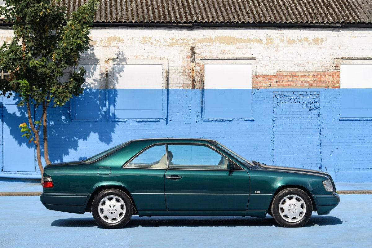 1995 1994 Mercedes-Benz W124 E320 For Sale (picture 3 of 11)