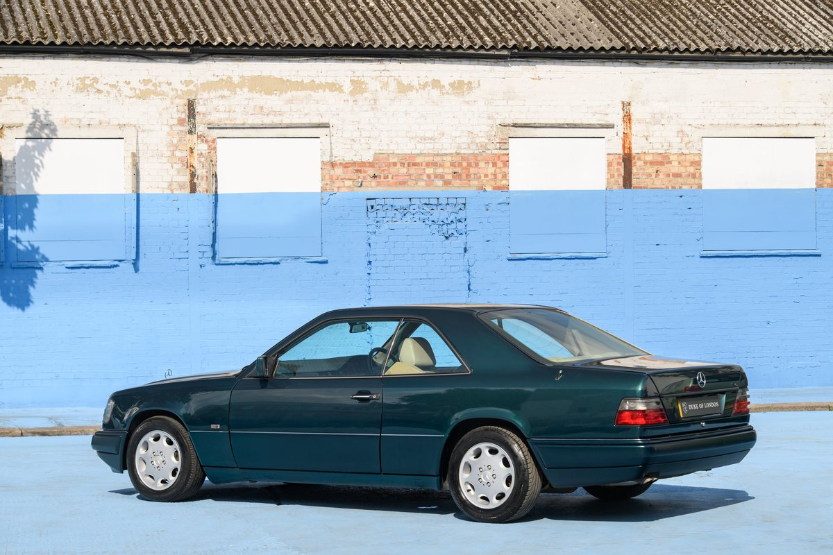 1995 1994 Mercedes-Benz W124 E320 For Sale (picture 6 of 11)