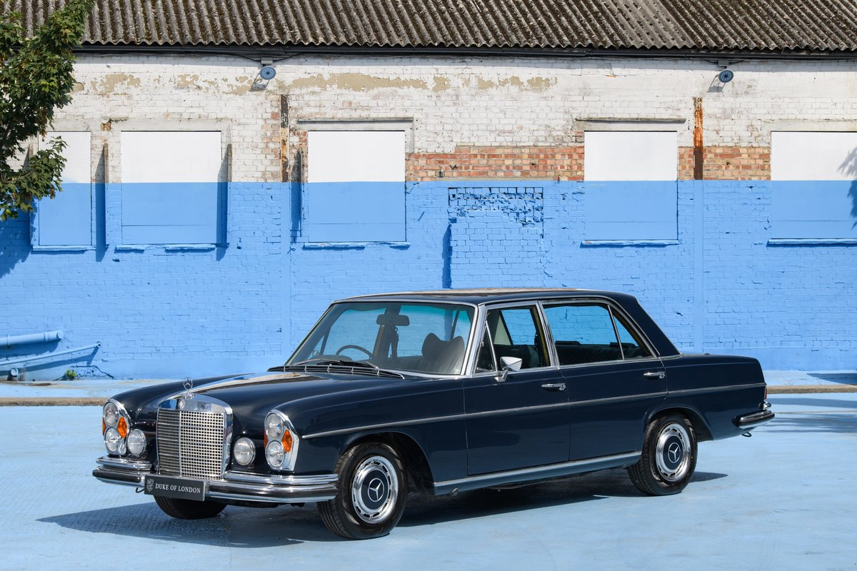 1971 Mercedes-Benz 300 SEL For Sale (picture 1 of 11)