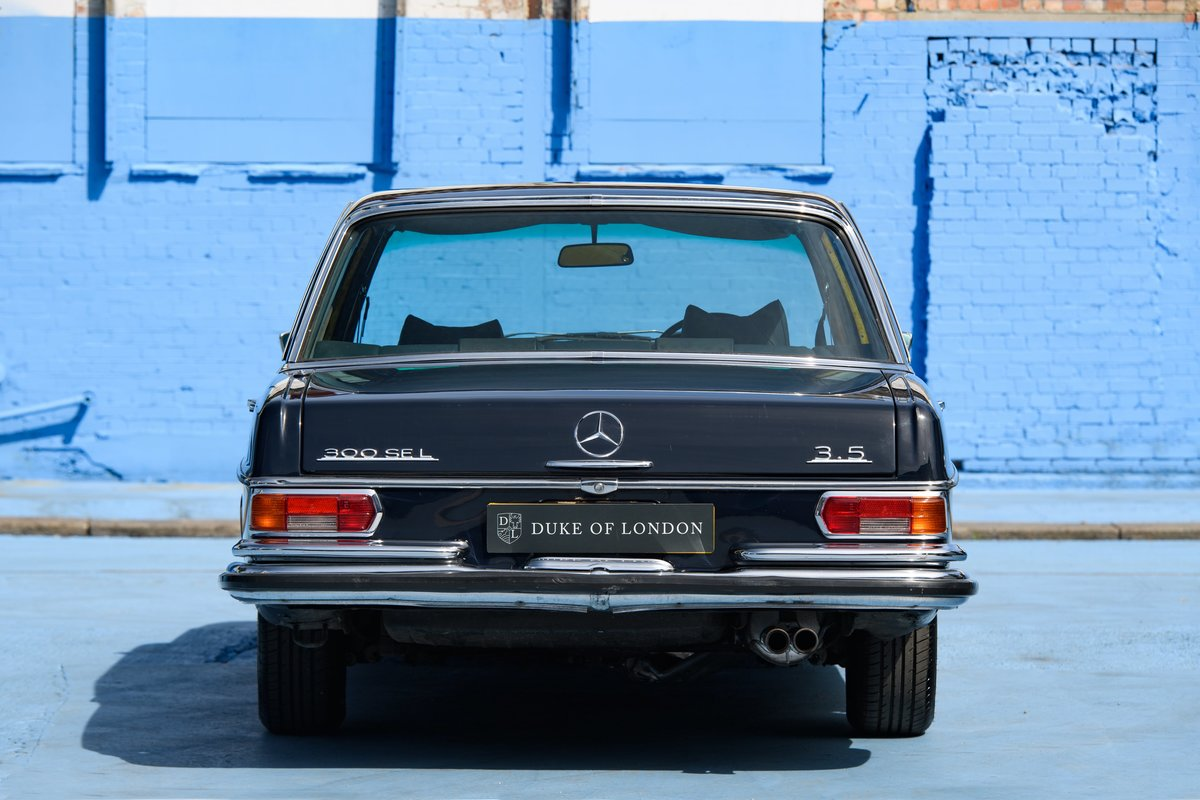 1971 Mercedes-Benz 300 SEL For Sale (picture 4 of 11)