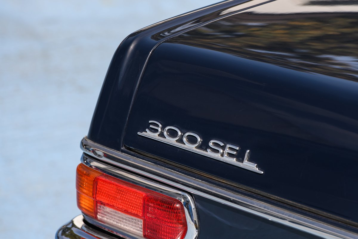 1971 Mercedes-Benz 300 SEL For Sale (picture 6 of 11)