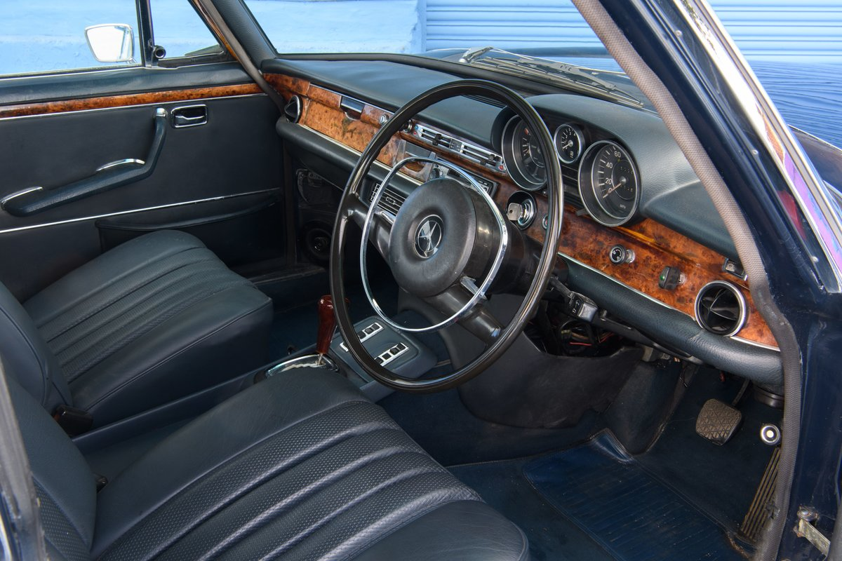 1971 Mercedes-Benz 300 SEL For Sale (picture 8 of 11)