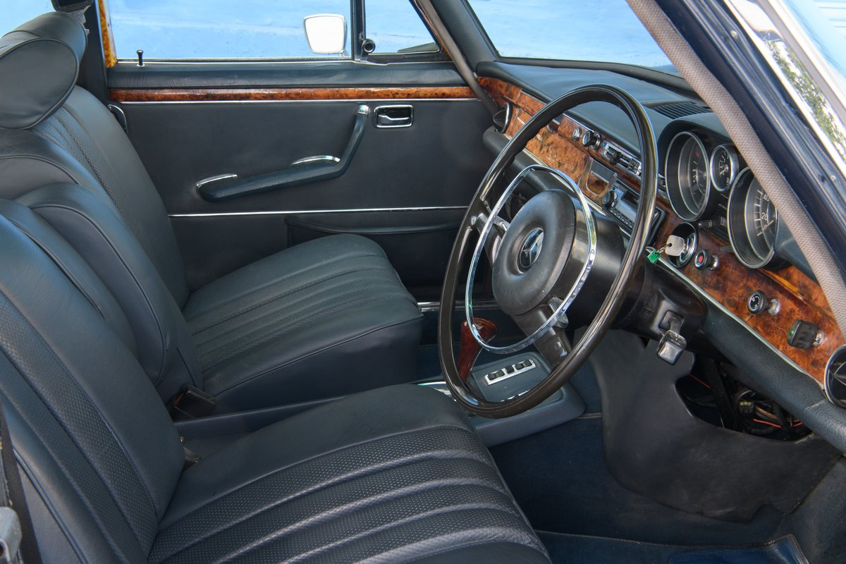 1971 Mercedes-Benz 300 SEL For Sale (picture 9 of 11)