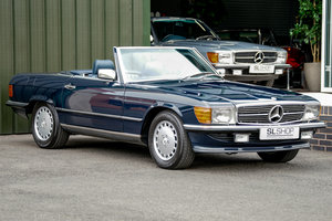 1987 Mercedes-Benz 500SL (R107) LHD #2125 For Sale