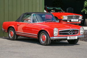 1968 Mercedes-Benz 280SL Pagoda (W113) #2154 For Sale