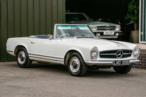 1964 Mercedes-Benz 230SL Pagoda (W113) #2141 For Sale