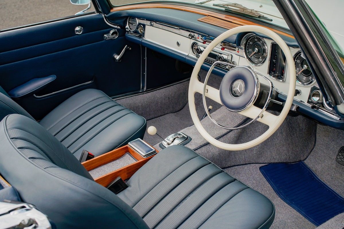 1964 Mercedes-Benz 230SL Pagoda (W113) #2141 For Sale (picture 3 of 6)