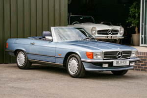 1986 Mercedes-Benz 300SL (R107) #2152 For Sale