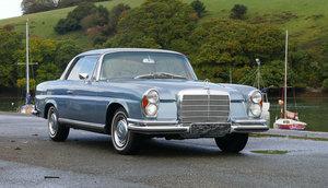 1971 Mercedes W111 3.5 v8 coupe, fantastic car. For Sale