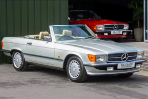 1986 Mercedes-Benz 300SL (R107) #1970 For Sale