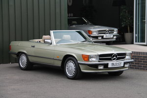 1986 Mercedes-Benz 420SL (R107) #2098