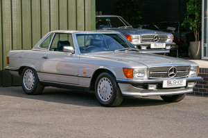1987 Mercedes-Benz 500SL (R107) #1992