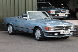 1988 Mercedes-Benz 300SL (R107) #2134 For Sale