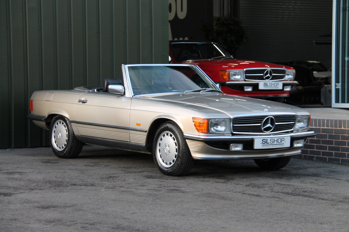 1986 Mercedes-Benz 300SL (R107) #2073 For Sale (picture 1 of 6)