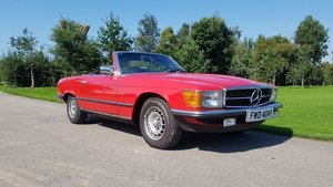 Picture of 1983 Mercedes 280SL 1982 W107 Sports Convertible Auto Bargain  SOLD