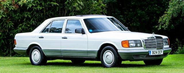 1982 MERCEDES-BENZ 280SE AUTO For Sale by Auction