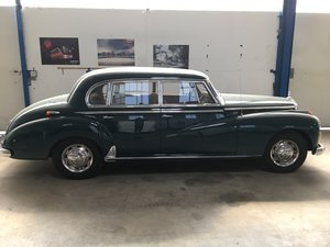 1954 MERCEDES 300 ADENAUER SOLD by Auction