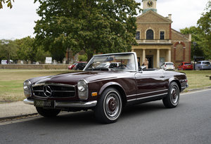 1968 Mercedes-Benz 280SL Pagoda (LHD) For Sale In London For Sale