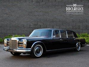 1977  Mercedes-Benz 600 Pullman State Landaulet (LHD)