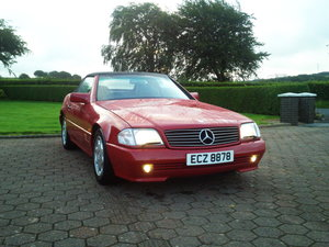 1995 Mercedes SL320 r129 For Sale