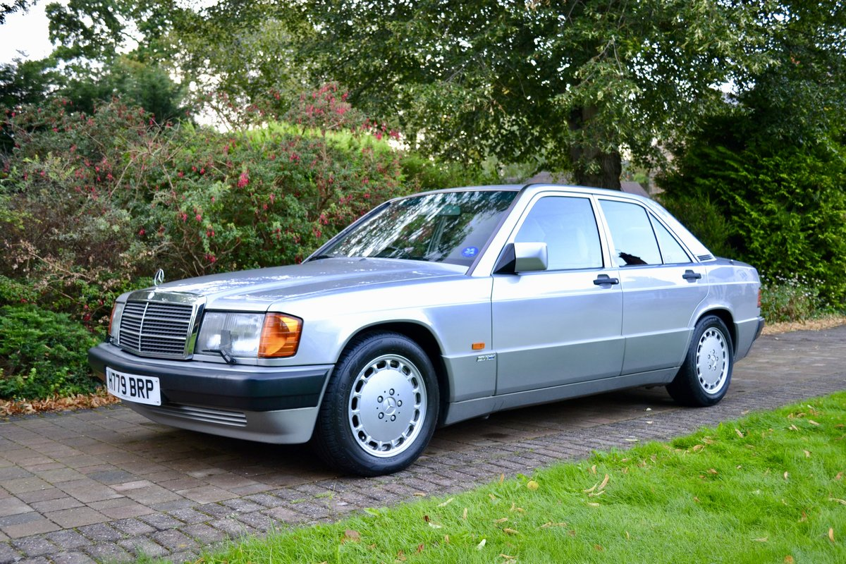1991 Mercedes 190E 2.6 Sportline *Incredible Spec* For Sale (picture 1 of 6)