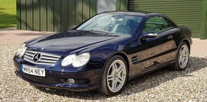 2004 MERCEDES-BENZ SL55 AMG For Sale by Auction