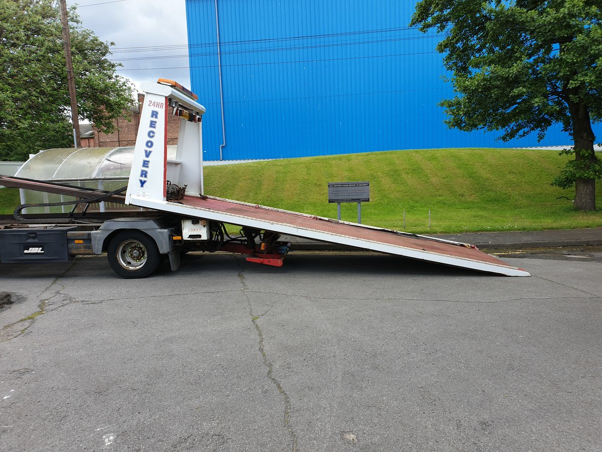2005 MERCEDES ATEGO 818 TILT & SLIDE BODY RECOVERY TRUCK SPEC  For Sale (picture 6 of 6)