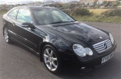 2005 C220 CDi SE Spt Coupe Auto - Barons Friday 20th Sept 2019 For Sale by Auction