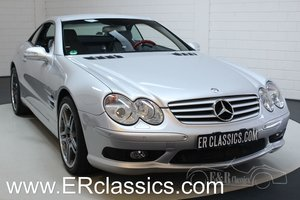 Mercedes-Benz SL 55 AMG 2003 Only 34,080 km driven For Sale