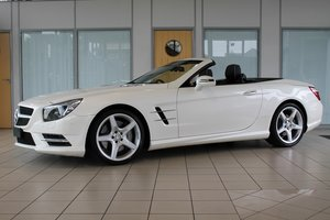 2014/14 Mercedes-Benz SL350 AMG Sport For Sale