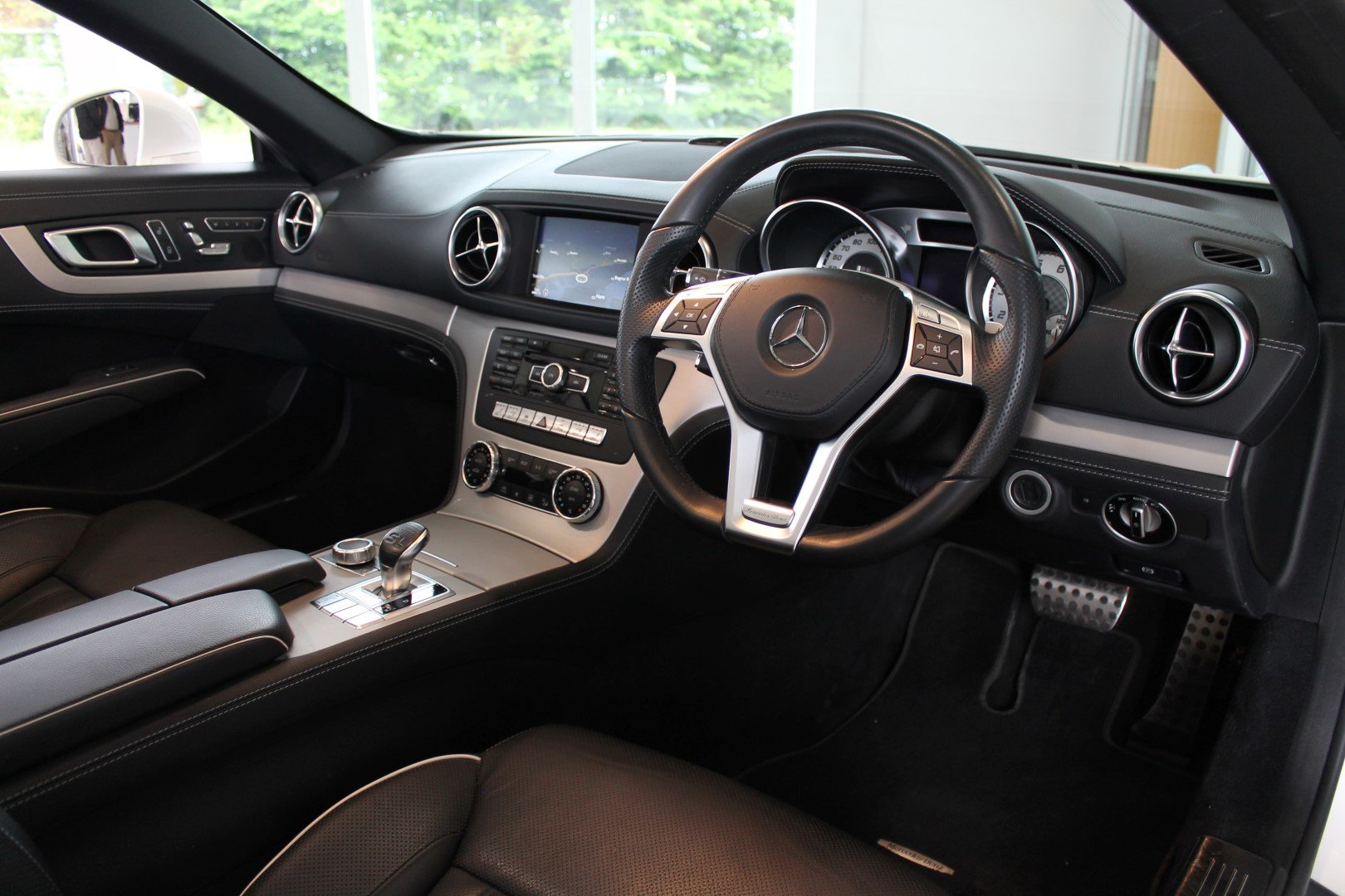 2014/14 Mercedes-Benz SL350 AMG Sport For Sale (picture 5 of 6)