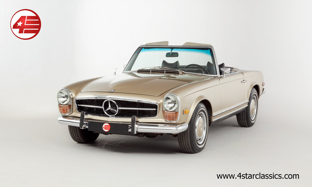 1970 Mercedes 280SL Pagoda /// Superb /// Freshly Serviced For Sale (picture 1 of 6)