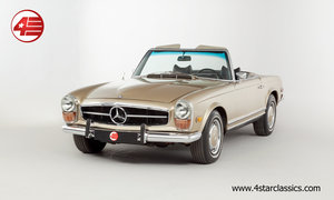 1970 Mercedes 280SL Pagoda /// Superb /// Freshly Serviced For Sale