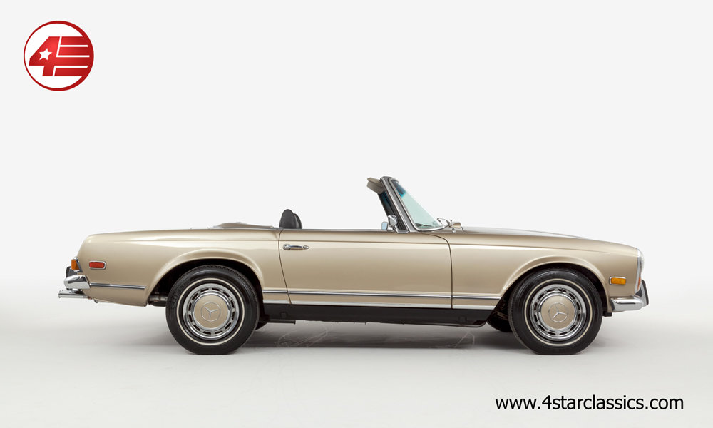 1970 Mercedes 280SL Pagoda /// Superb /// Freshly Serviced For Sale (picture 2 of 6)