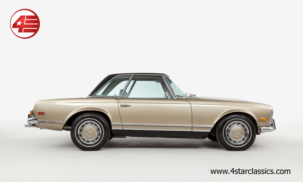 1970 Mercedes 280SL Pagoda /// Superb /// Freshly Serviced For Sale (picture 3 of 6)