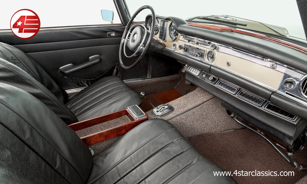 1970 Mercedes 280SL Pagoda /// Superb /// Freshly Serviced For Sale (picture 5 of 6)
