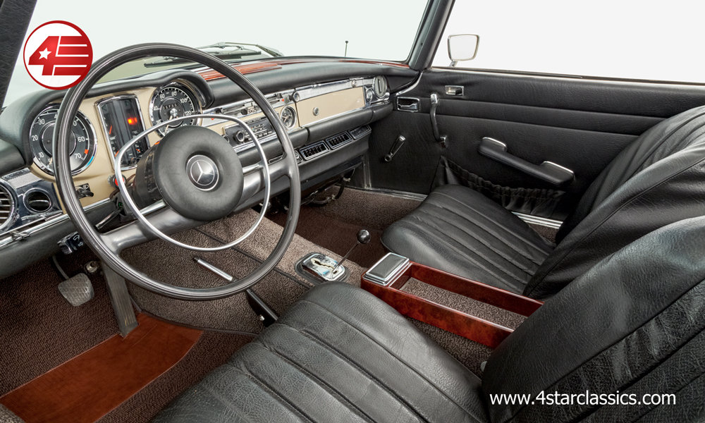 1970 Mercedes 280SL Pagoda /// Superb /// Freshly Serviced For Sale (picture 6 of 6)