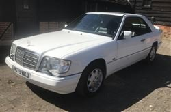 1994 W124 E220 Coupe - Barons Friday 20th September 2019 For Sale by Auction