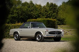 1969 Mercedes-Benz 280 SL For Sale