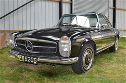 1968 W113 280 SL Pagoda - Barons Friday 20th September 2019 SOLD by Auction