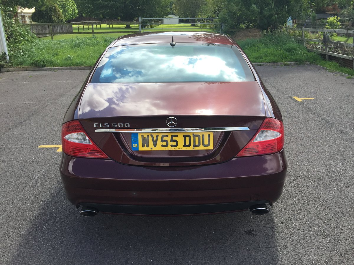 2005 Mercedes CLS 1 owner collectors condition For Sale (picture 4 of 6)
