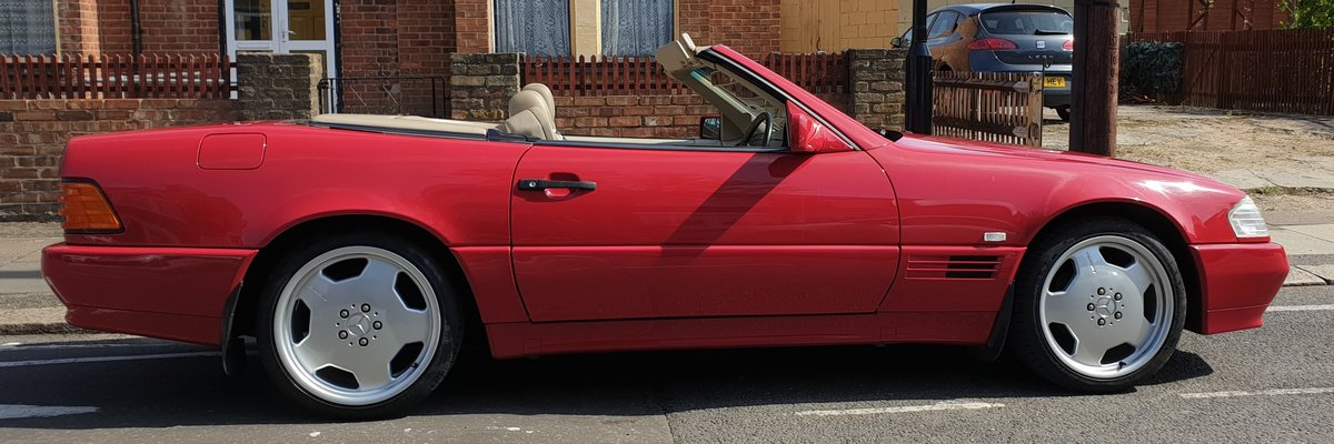 1994 Mercedes R129 SL 280 - Excellent Condition For Sale (picture 2 of 6)