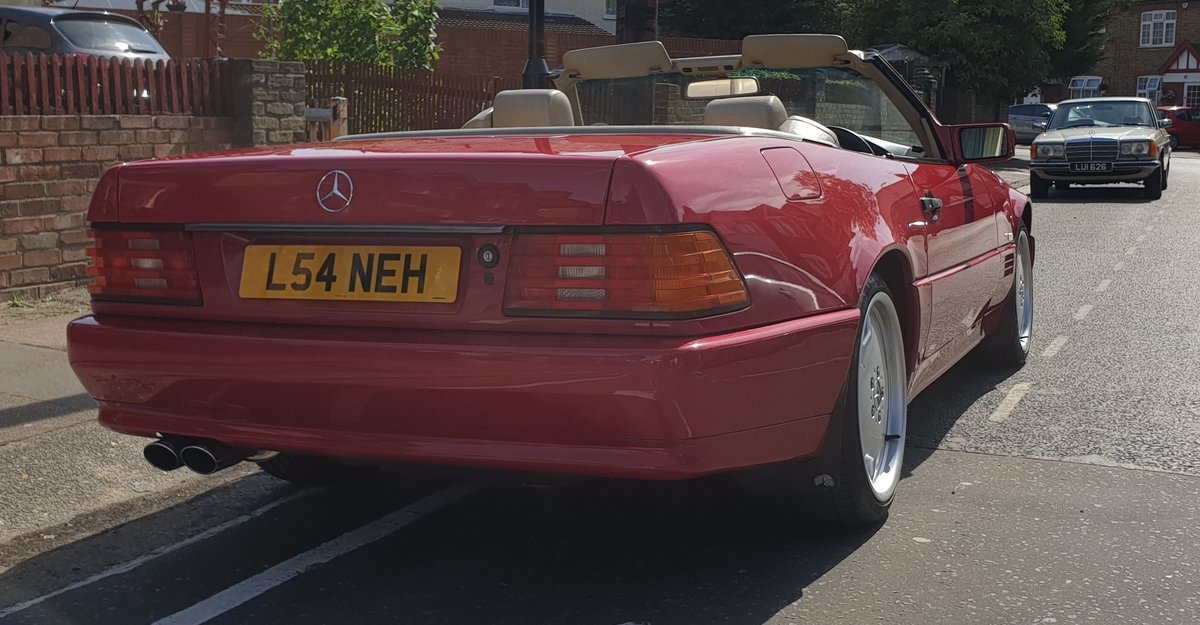 1994 Mercedes R129 SL 280 - Excellent Condition For Sale (picture 3 of 6)