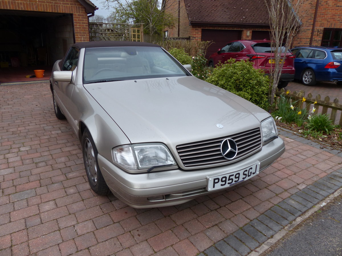 Mercedes Benz SL320 R129 1996 For Sale (picture 6 of 6)