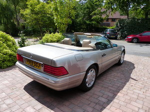 Mercedes Benz SL320 R129 1996 For Sale