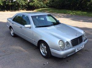 1997 Mercedes E Class I must sell my classic cruiser.