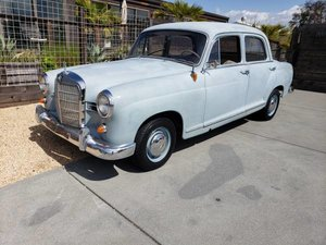 1960 Mercedes 190D Diesel = Super Rare Manual Video $7.9k For Sale